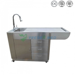 Stainless Vet Bath Tub YS