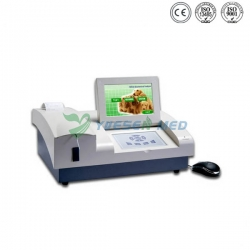 Semi-auto Veterinary Chemistry Analyzer YSTE168V