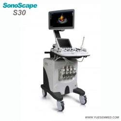 SonoScape S30 Machine à ultrasons Doppler couleur