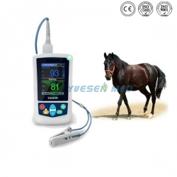 Veterinary Handheld Pulse Oximeter YSPO100V