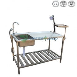 Hot Sale Veterinary Autopsy Table YSVET1600