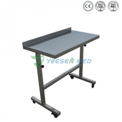 Lift Veterinary Surgical Instrument Table YSVET900