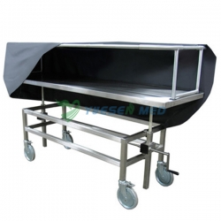 Stainless Steel Corpse Transfer Trolley YSTSC-2E
