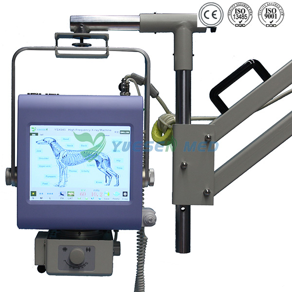 Portable Veterinary X-ray Machine