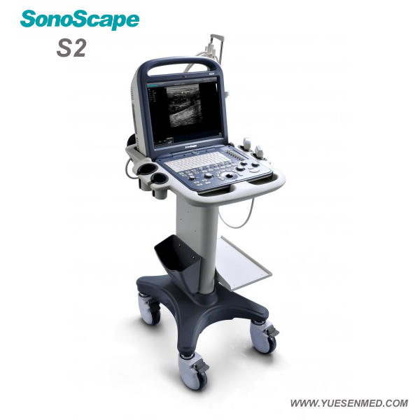 Veterinary Portable Color Doppler Ultrasound
