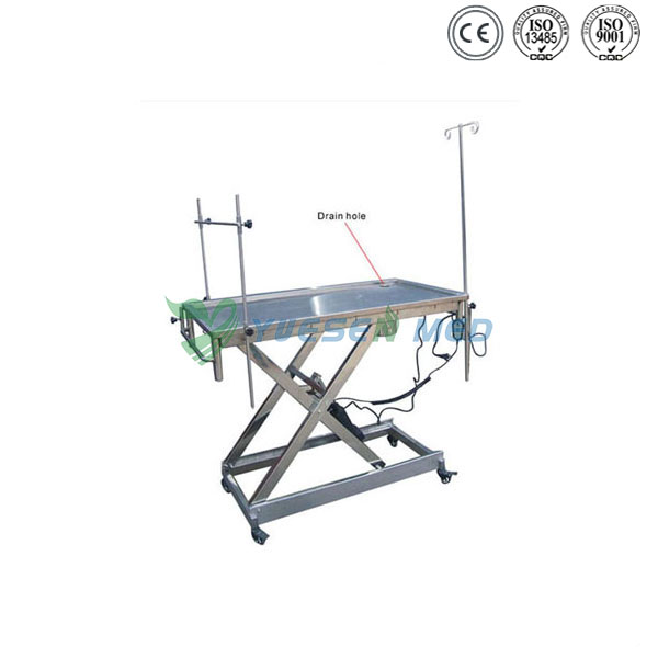 V-shaped Veterinary Operation Table